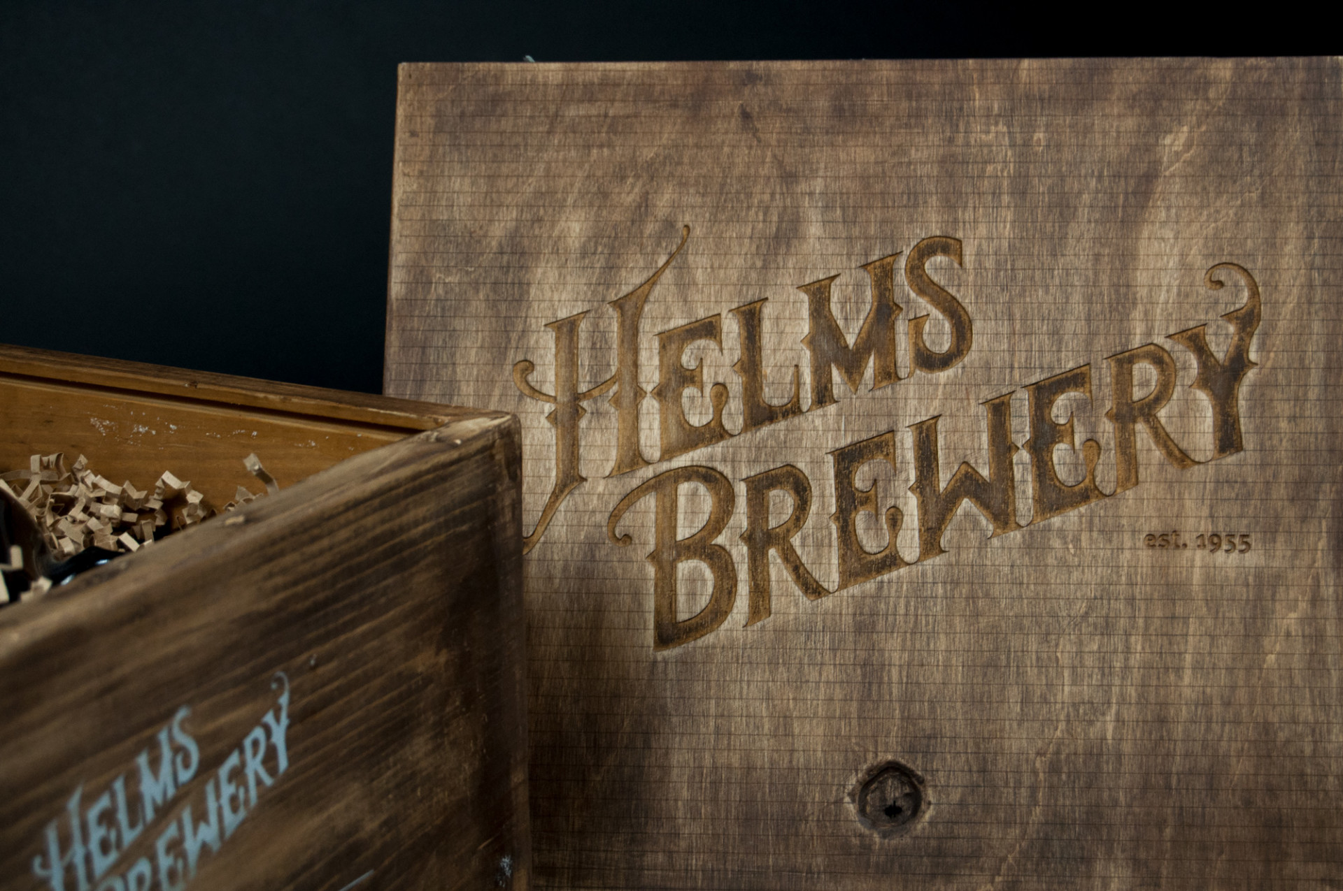 David Jimenez Helms Brewery