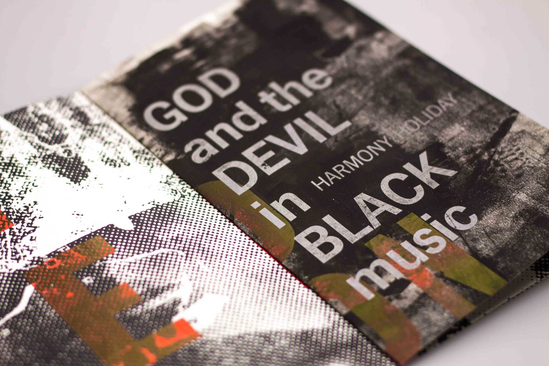 David Jimenez God Devil Black